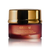 Rosa Negra Restoration Oxygen Defense Cellular Transformative Night Mask | In just three hours, bring your skin back to life. Trouble with your skin's aging process?  This l..